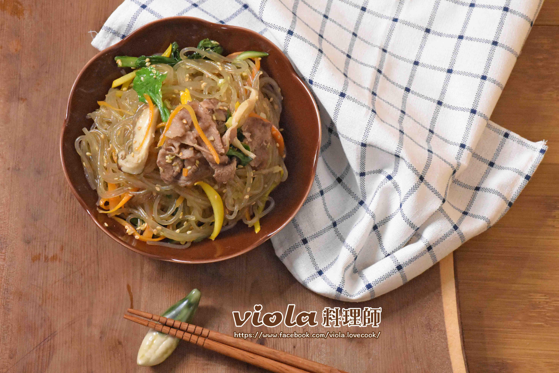 韓國炒雜菜