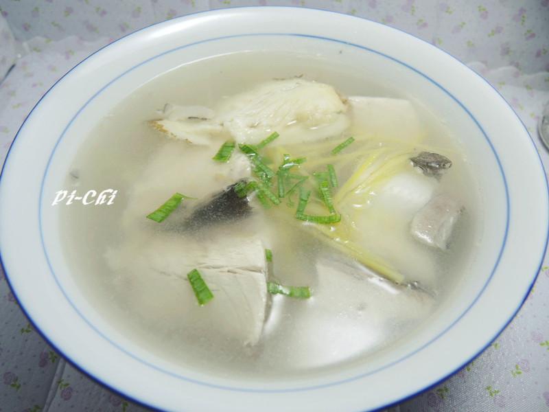當歸虱目魚湯