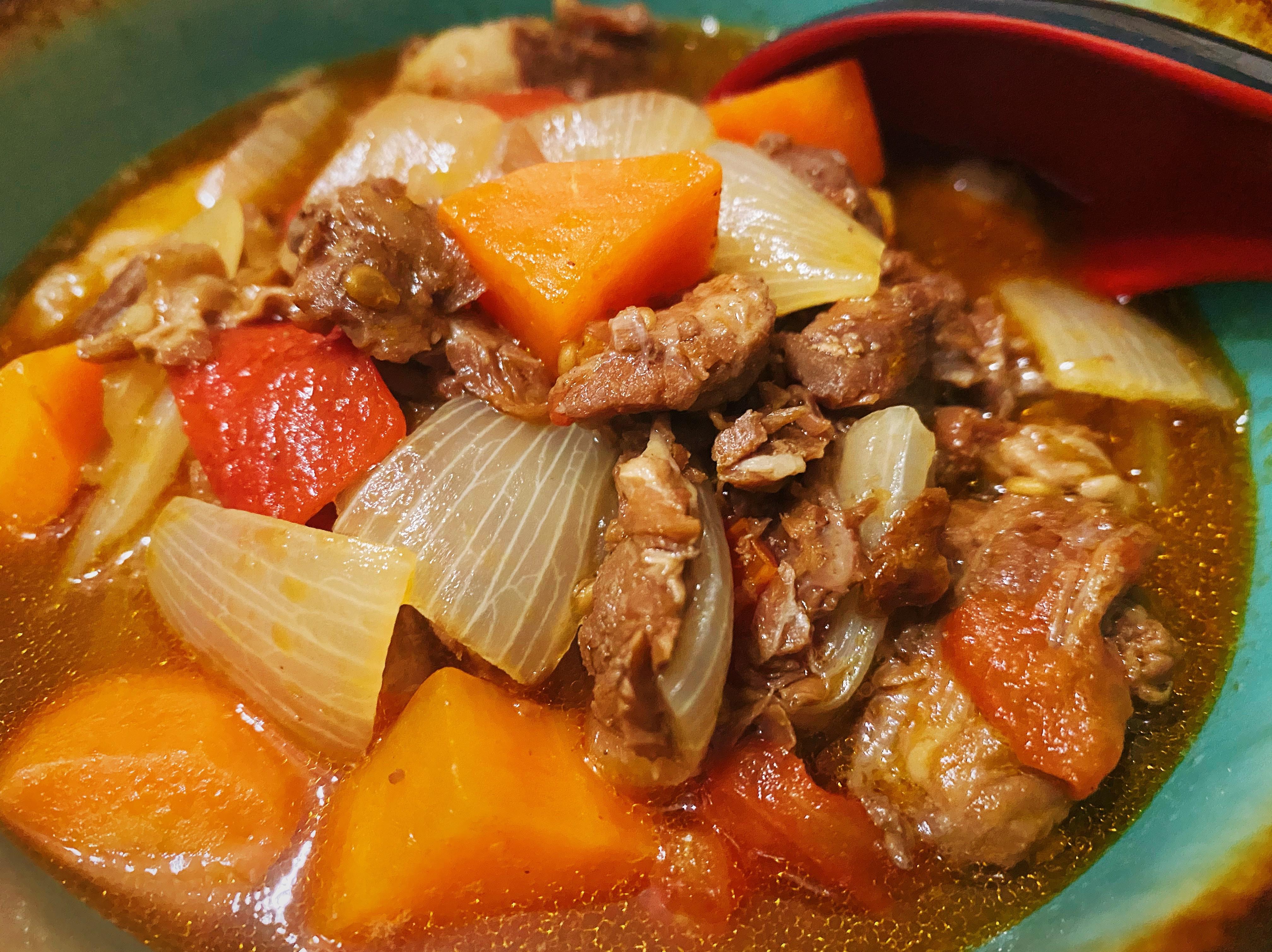 【德昌罐頭】番茄牛肉湯