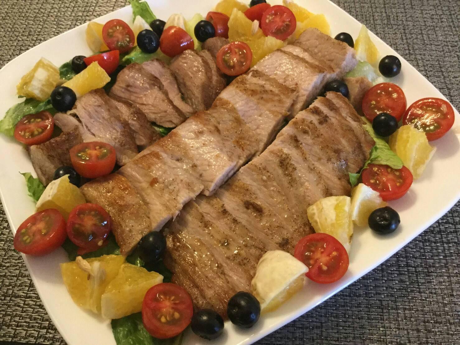 椒鹽豬頸肉