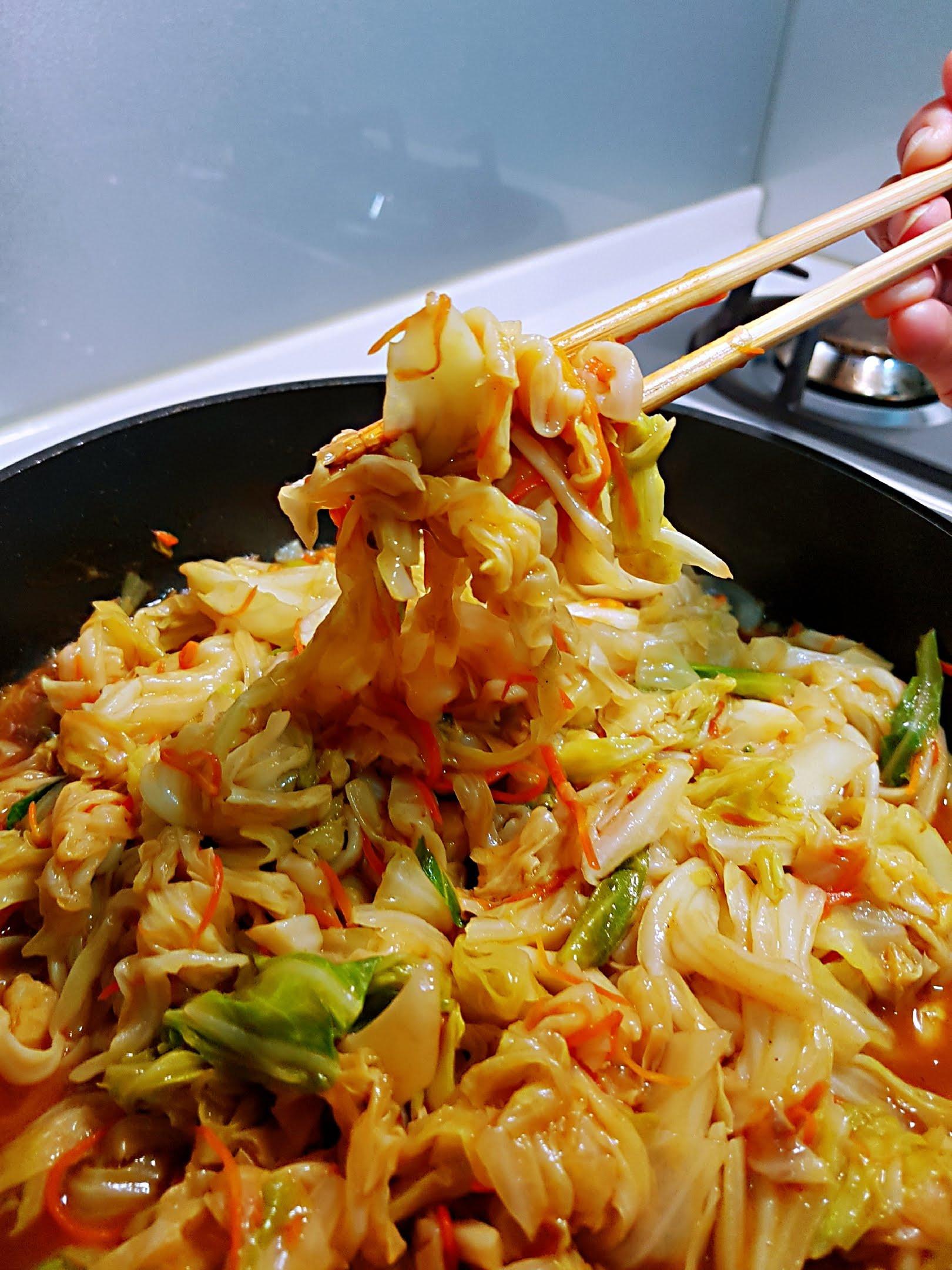 咖哩高麗菜