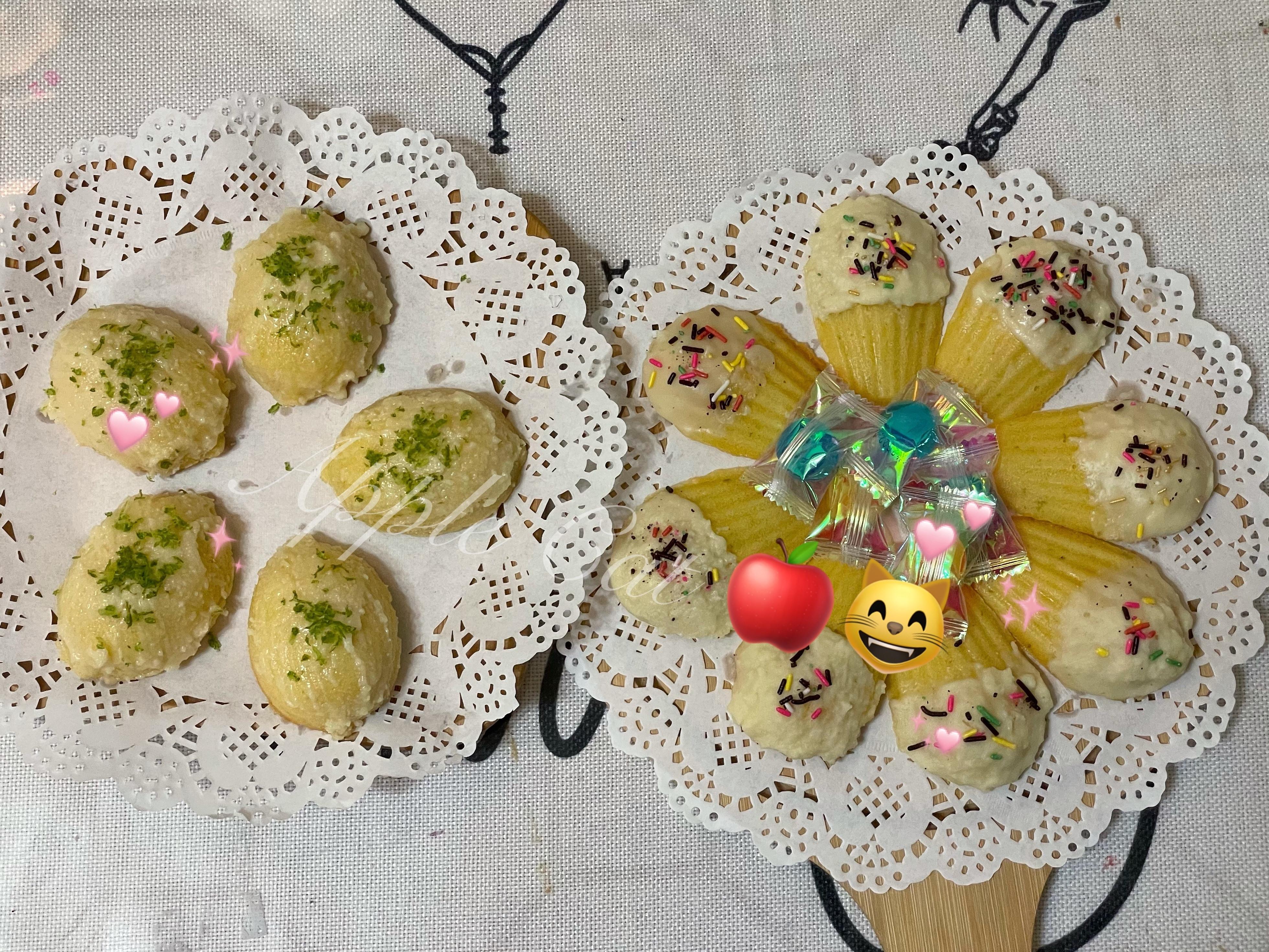 🍋檸檬小蛋糕]