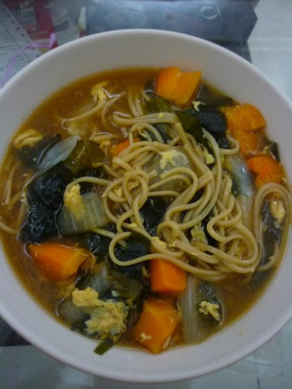 【大吟釀薄鹽醬油】海帶芽燕麥麵