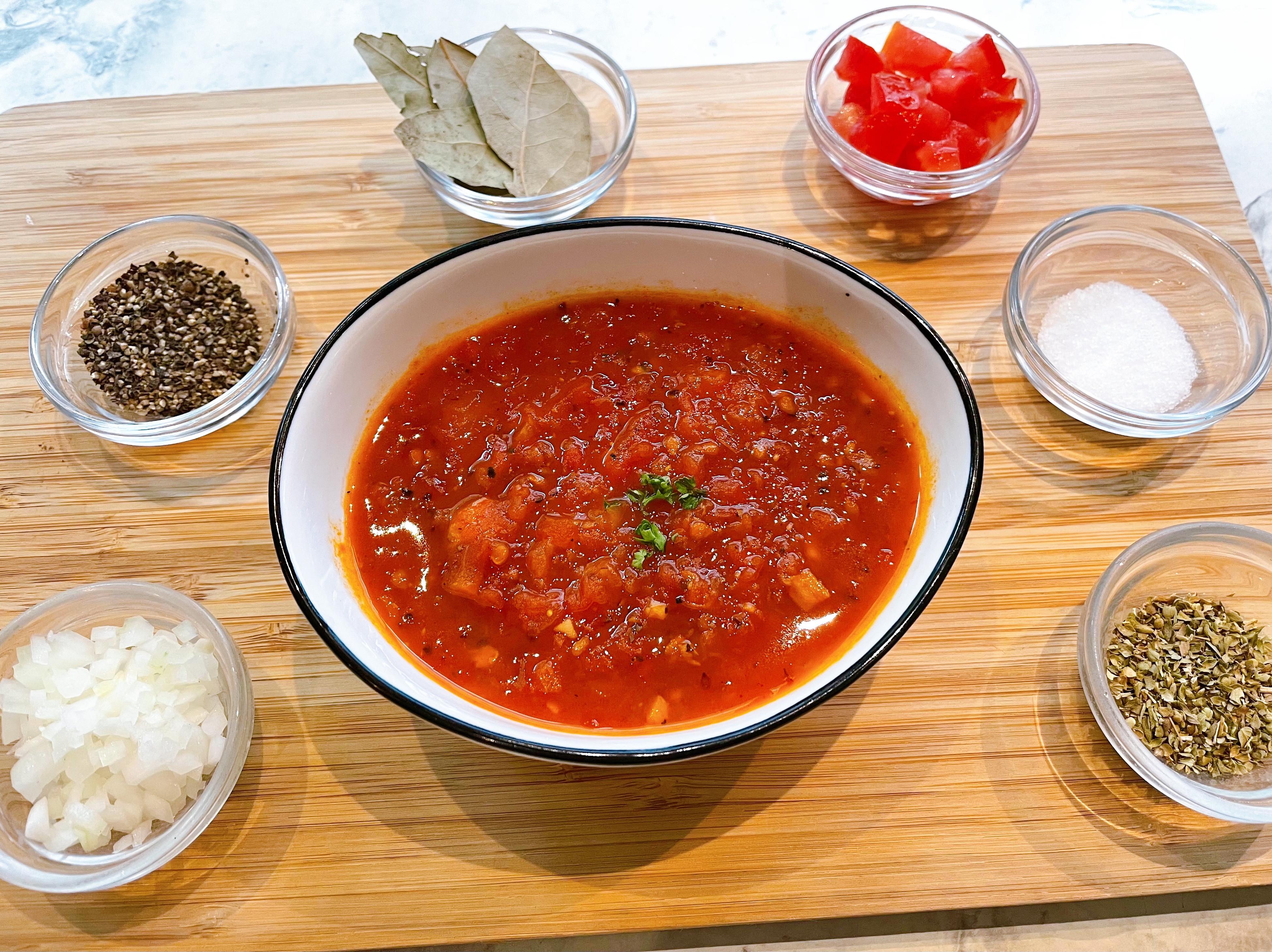 Zonaの超簡單蕃茄紅醬