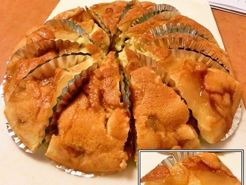 ♥Ashley♥蘋果蛋糕