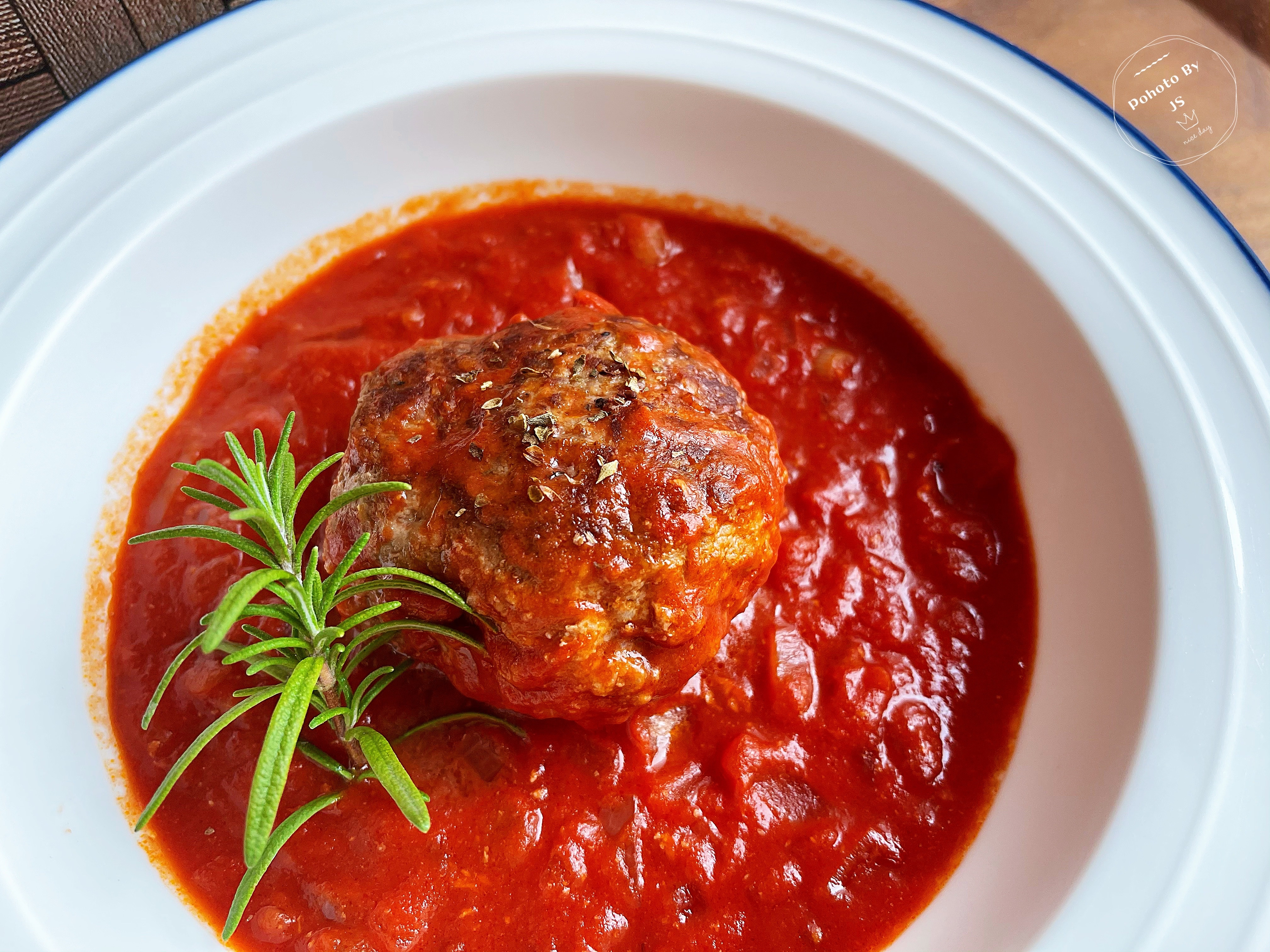 義大利番茄肉丸