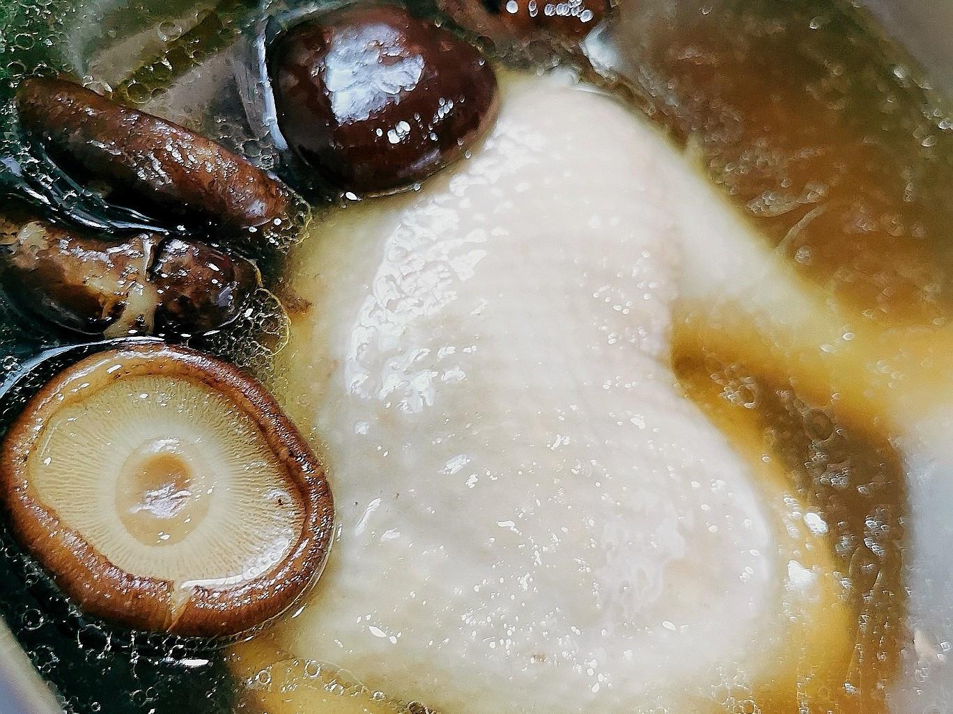 香菇雞湯(家庭創意煲湯)
