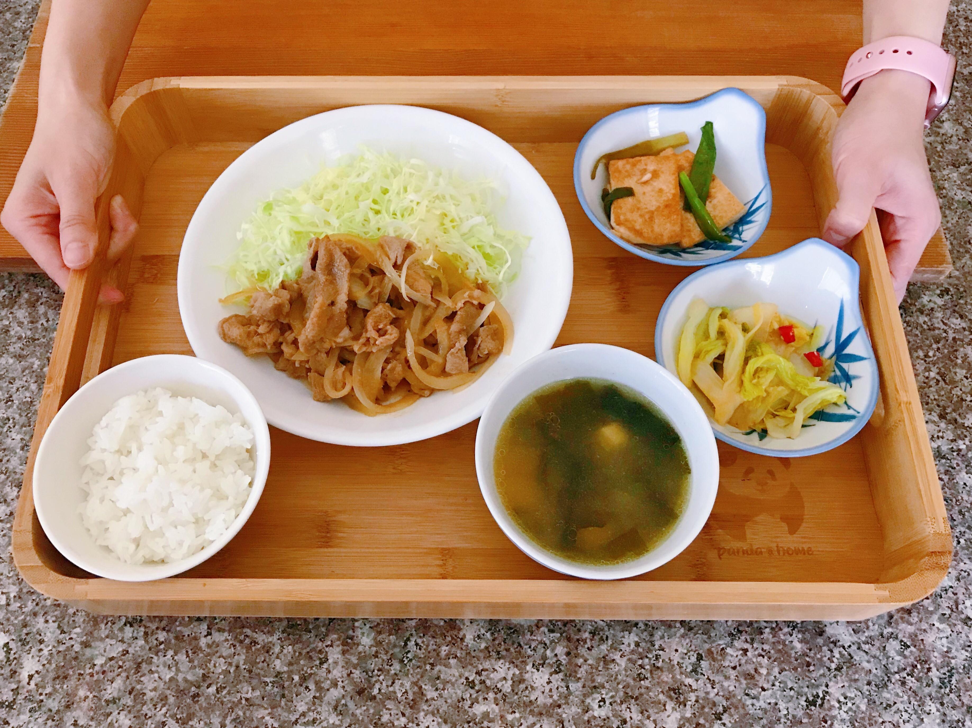 日式生薑燒肉|香甜無負擔|日劇料理