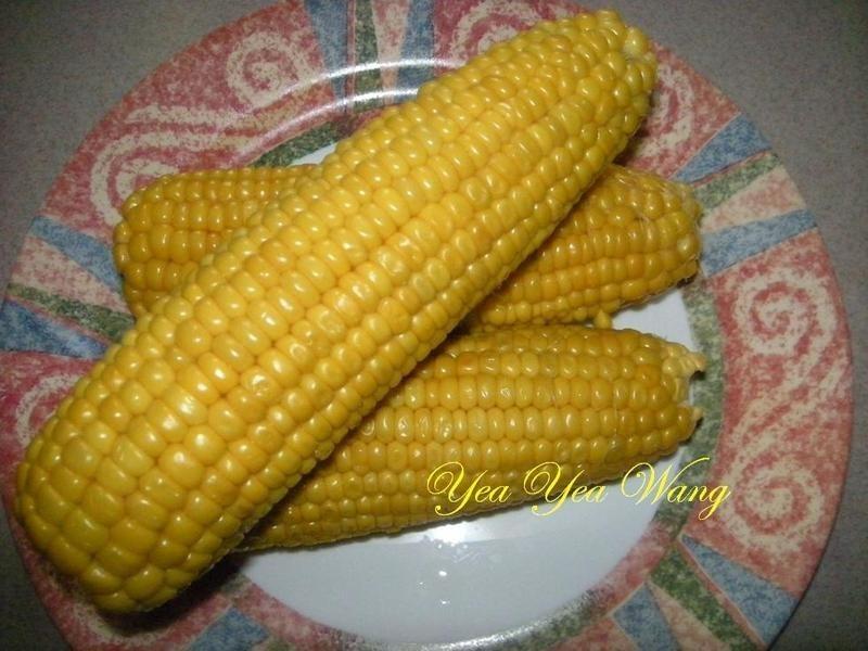 (素)甜玉米