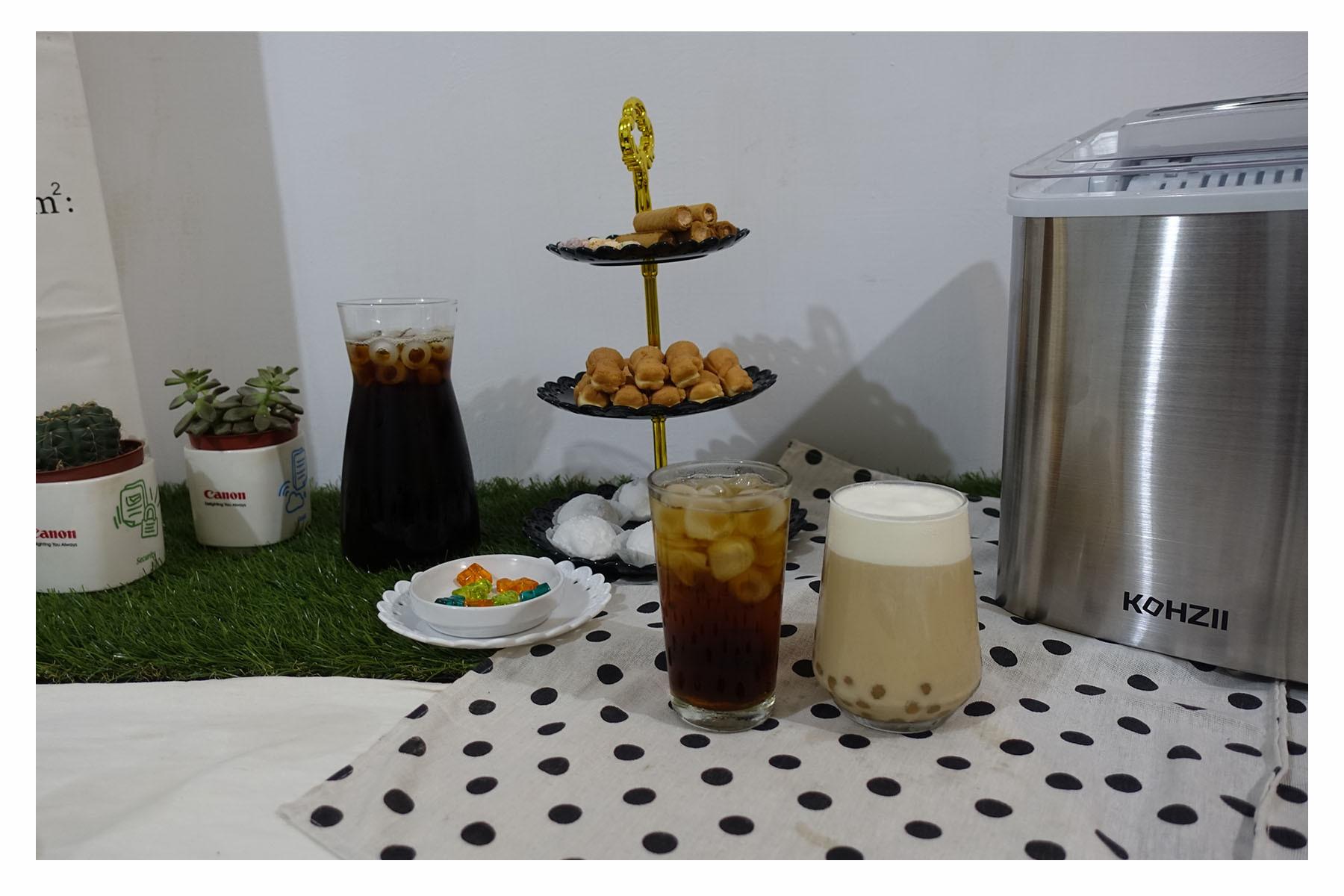 決明子/冰淇淋珍珠鮮奶茶~無咖啡因飲品