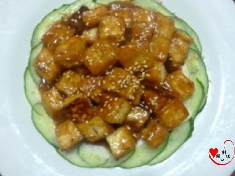 冰糖雞蛋豆腐(可素食)