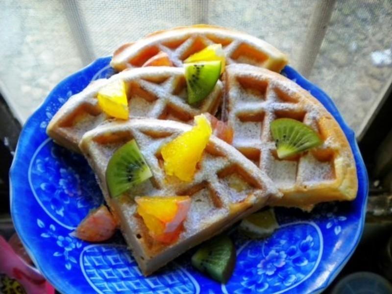 自製鬆餅粉-修改自奈潔拉配方