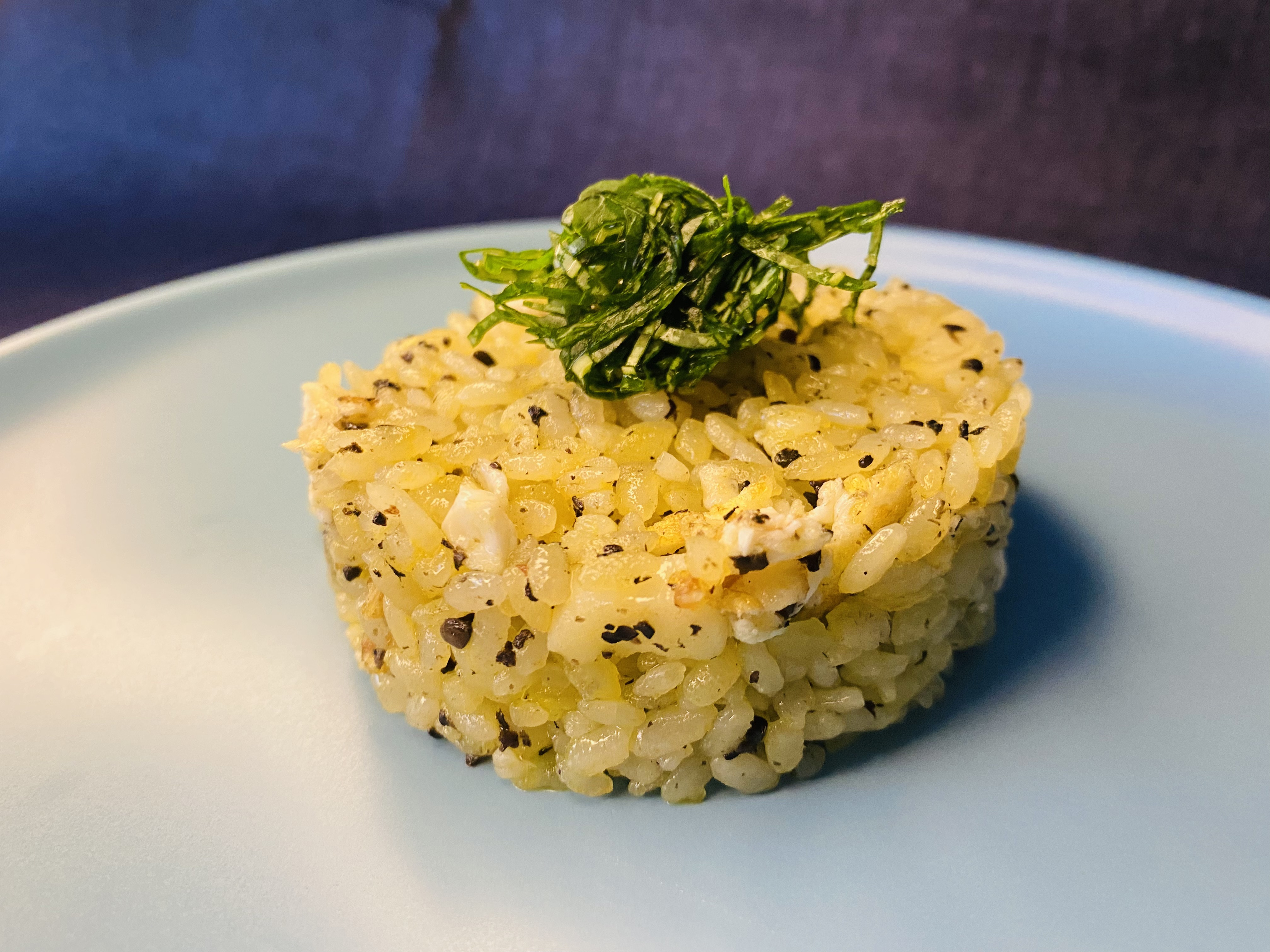 黃金黑松露醬蛋白炒飯