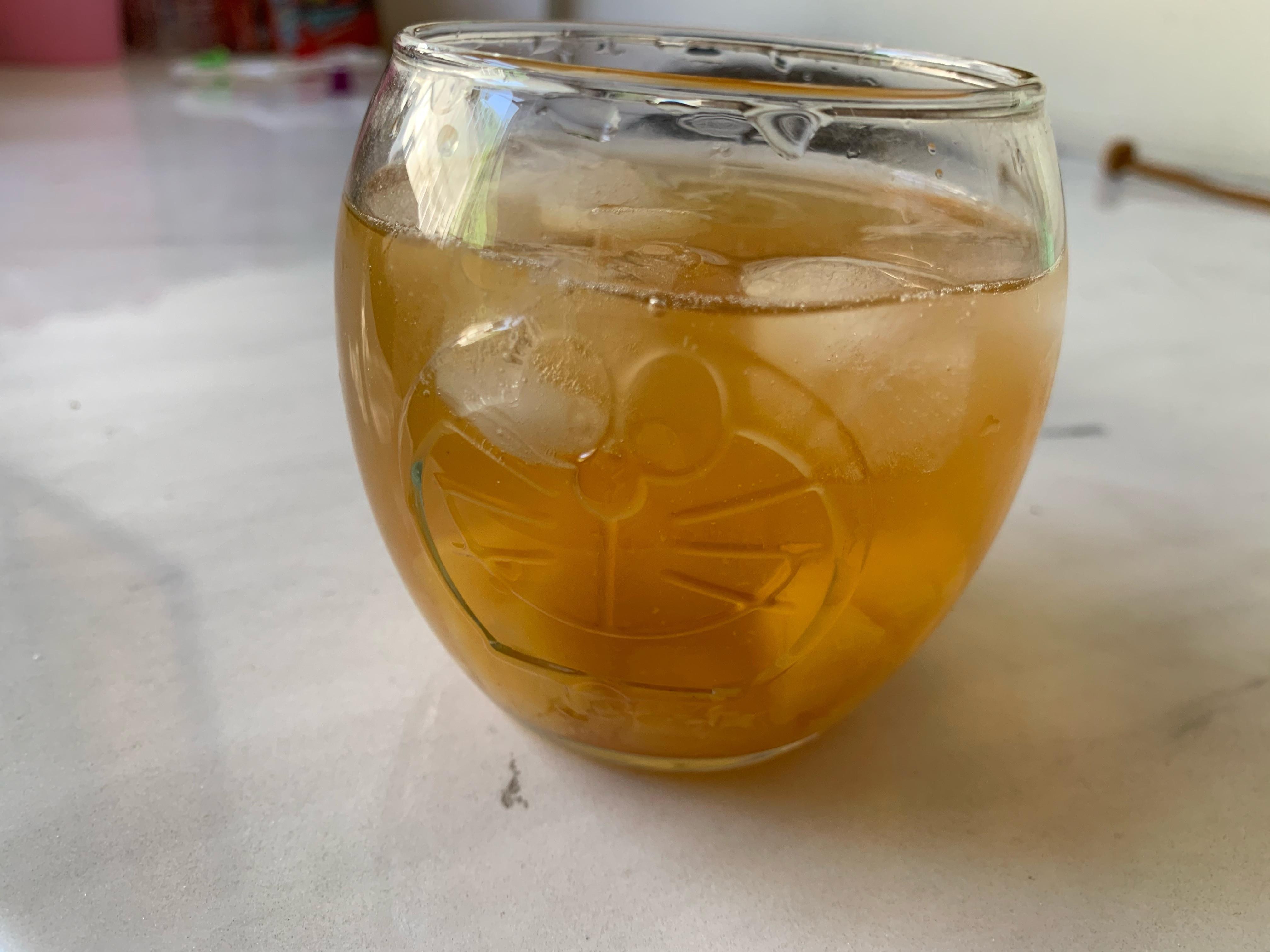 鳳梨冰茶(鳳梨果醬) 減糖版