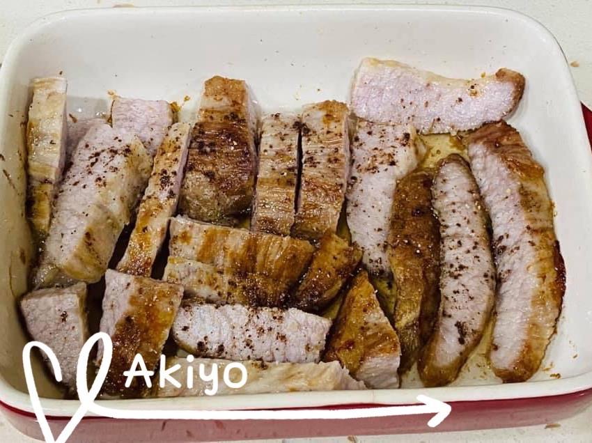 松阪豬 (氣炸鍋)