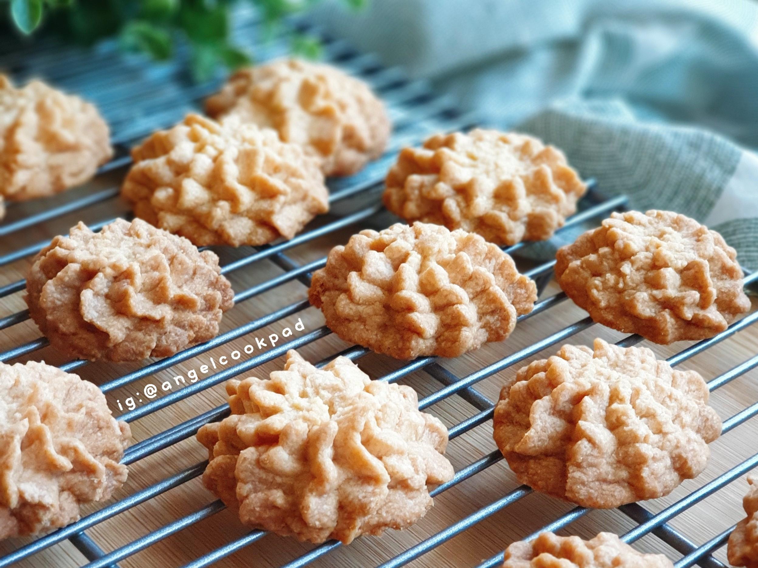 🍪 奶油餅乾 (杏仁粉) - 珍妮曲奇