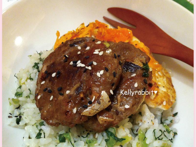 輕鬆上菜-鯖魚肉排菜飯
