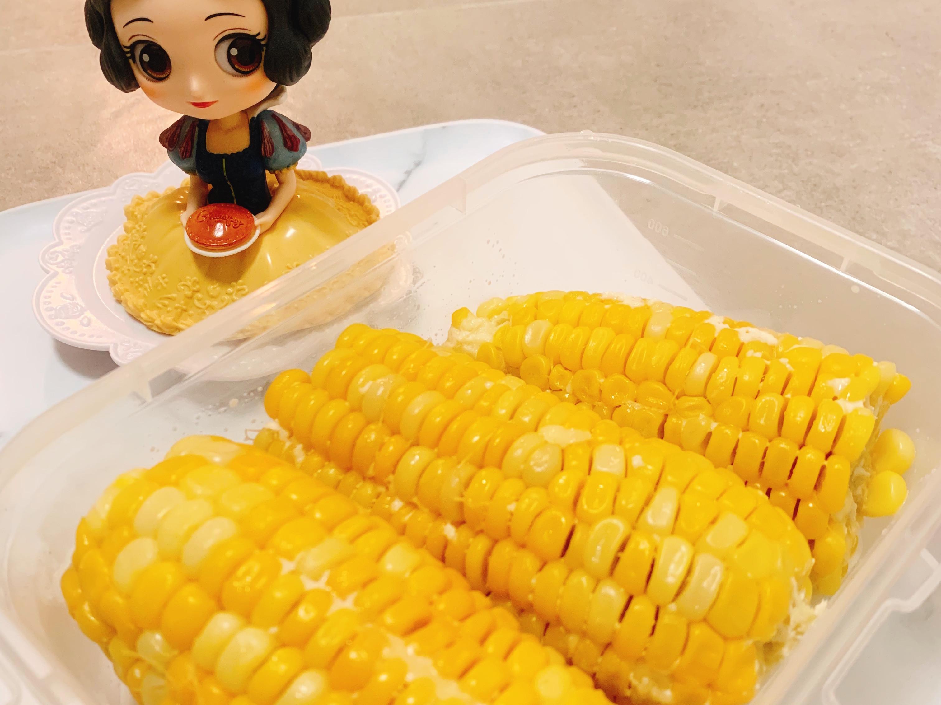 零廚藝料理-比KFC還好吃的奶香玉米🌽