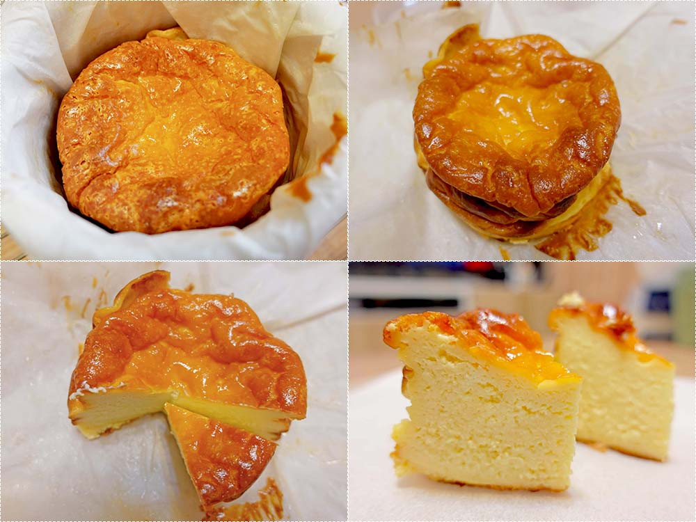 🍮 香濃綿巴斯克乳酪蛋糕(重乳酪蛋糕)