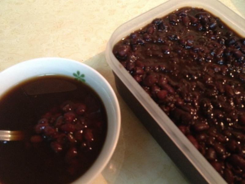 黑糖蜜紅豆