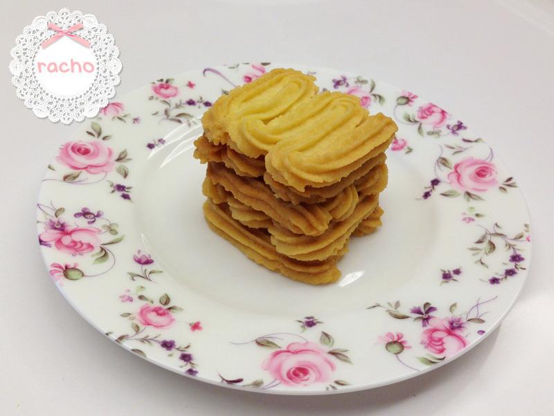 ♥PinchMyBelly♥ 擠花奶油酥餅