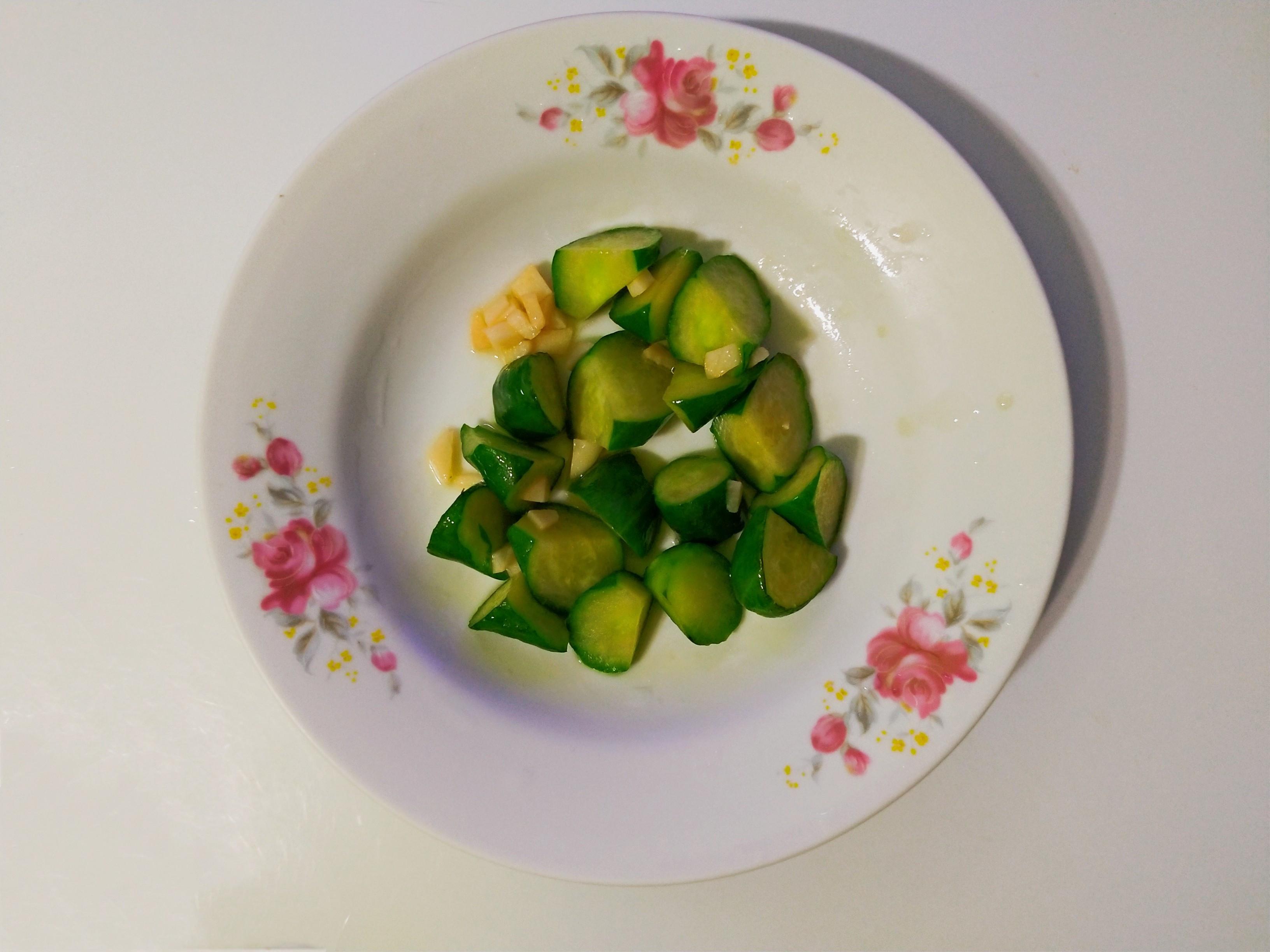 蒜香小黃瓜