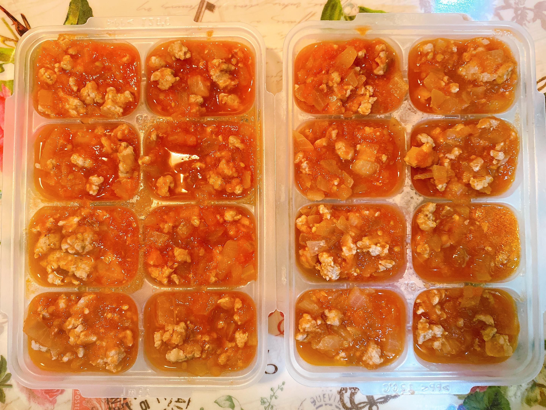 [副食品]寶寶紅醬