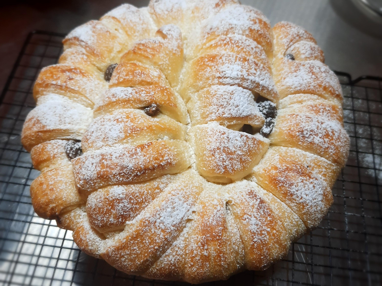 煉乳葡萄乾麵包