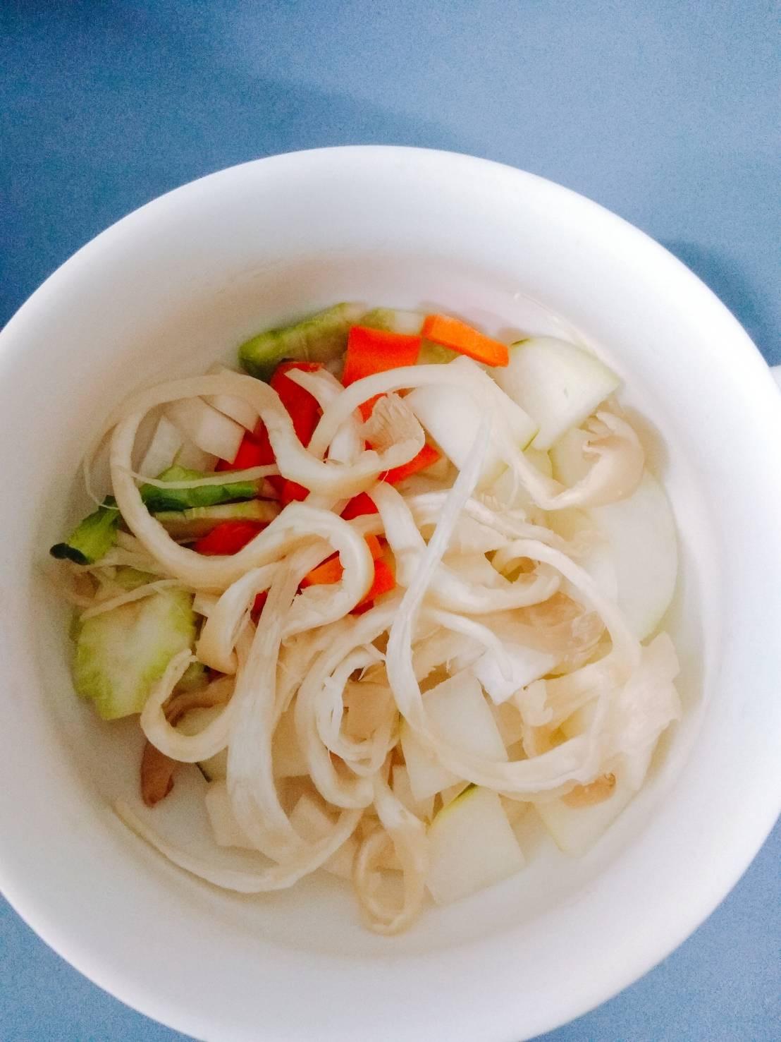 電鍋料理-味噌湯