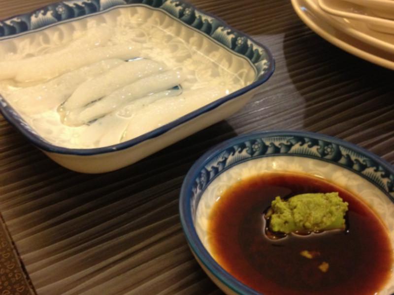 【蒟蒻素料理】蒟蒻偽生魚片