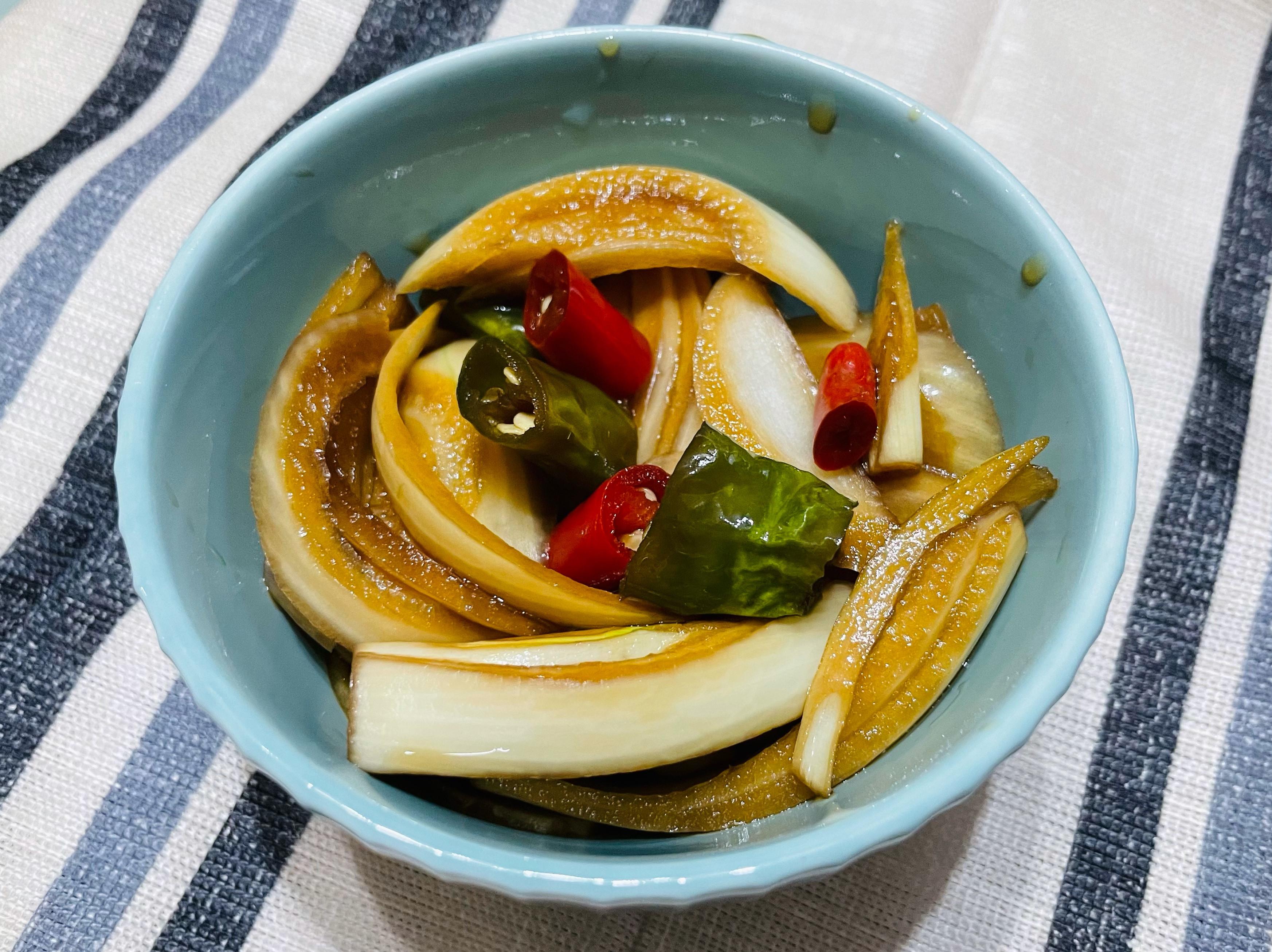 涼拌開胃 * 韓式醃洋蔥