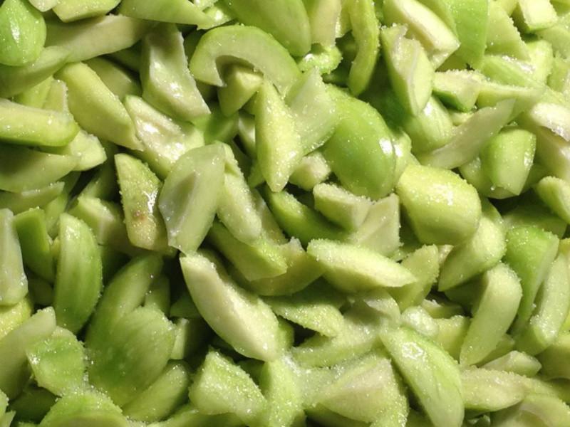 [水果料理]芒果青