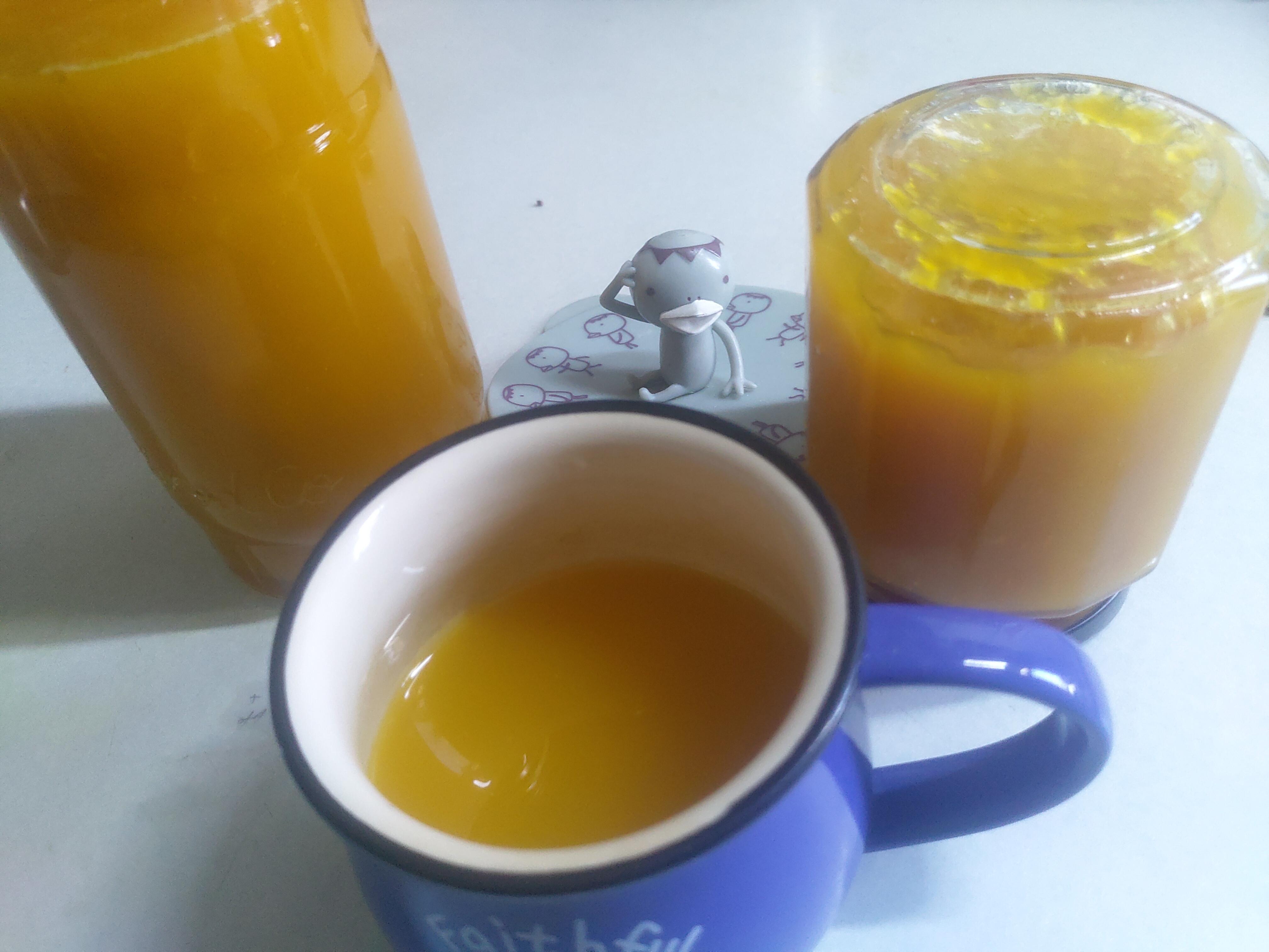 手工製作芒果醬
