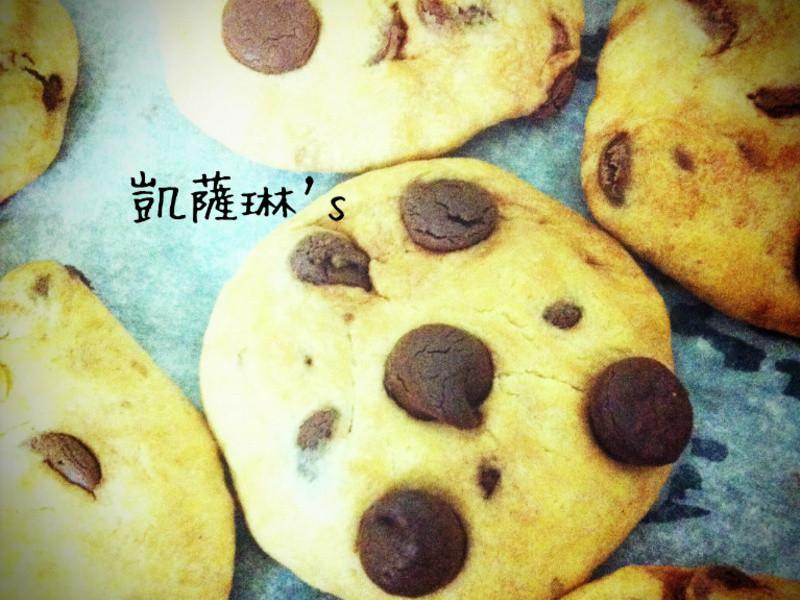 凱薩琳's 簡單巧克力餅乾