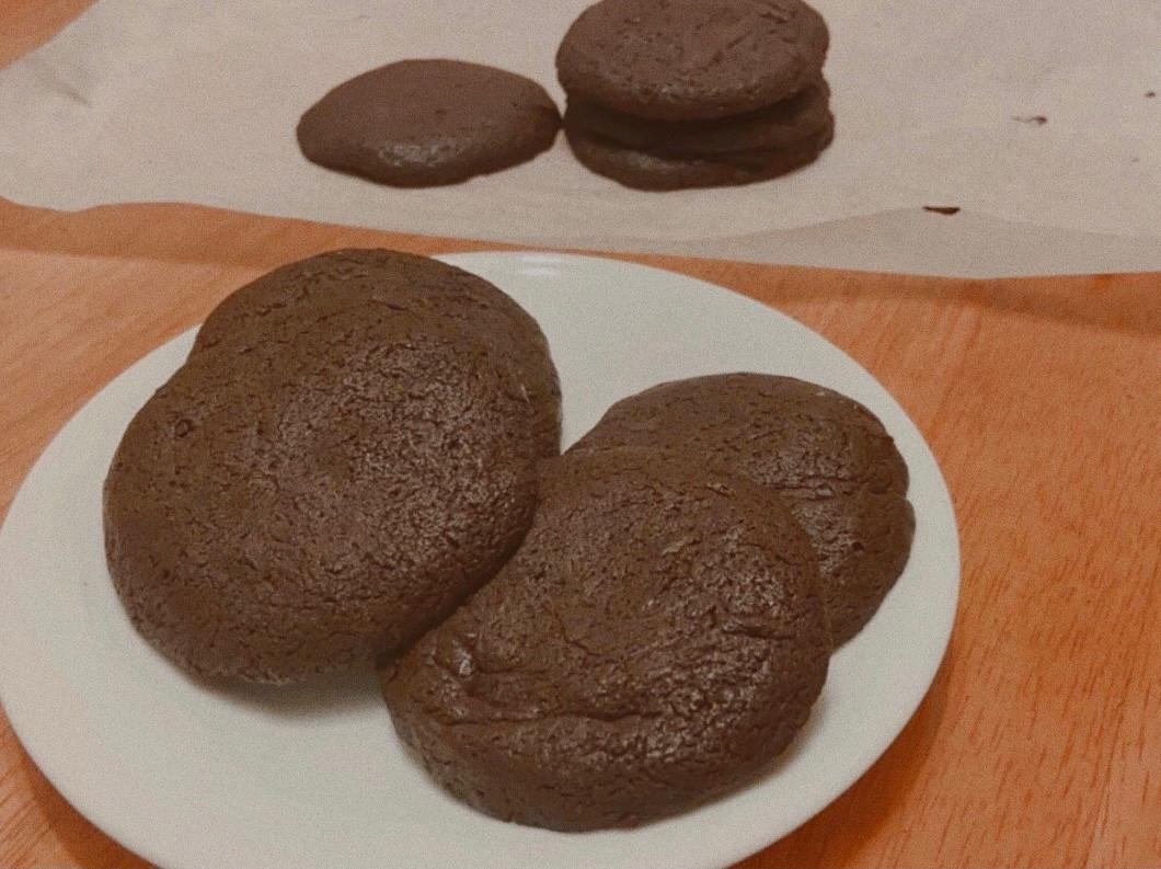 布朗尼巧克力軟餅乾
