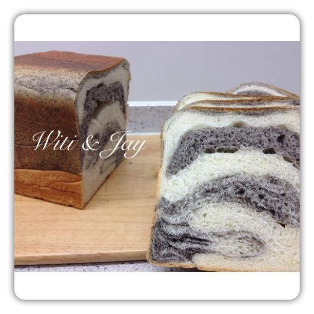 [Witi✿Kitchen](麵包機-麵包)斑馬紋吐司