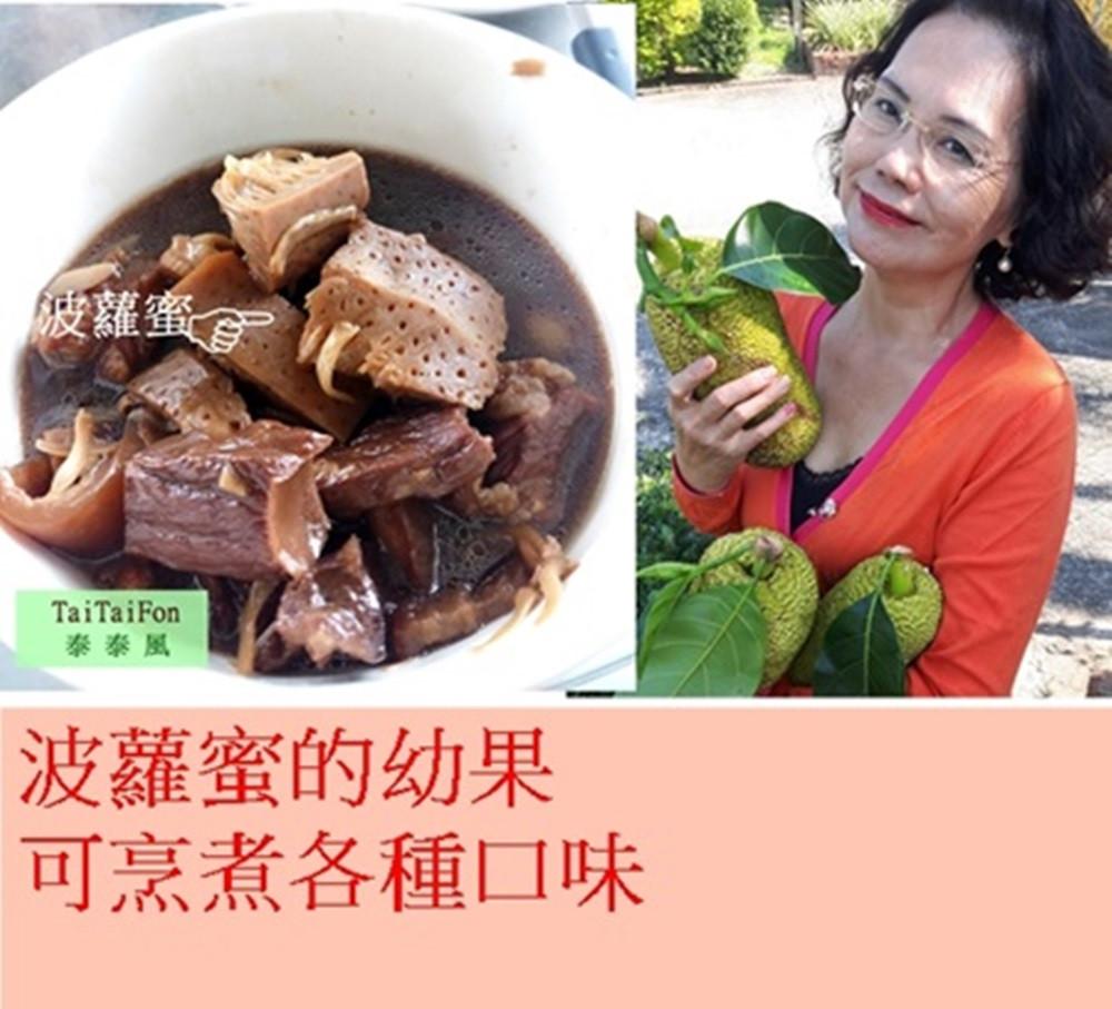 蘿拉老師上菜之波蘿蜜滷肉