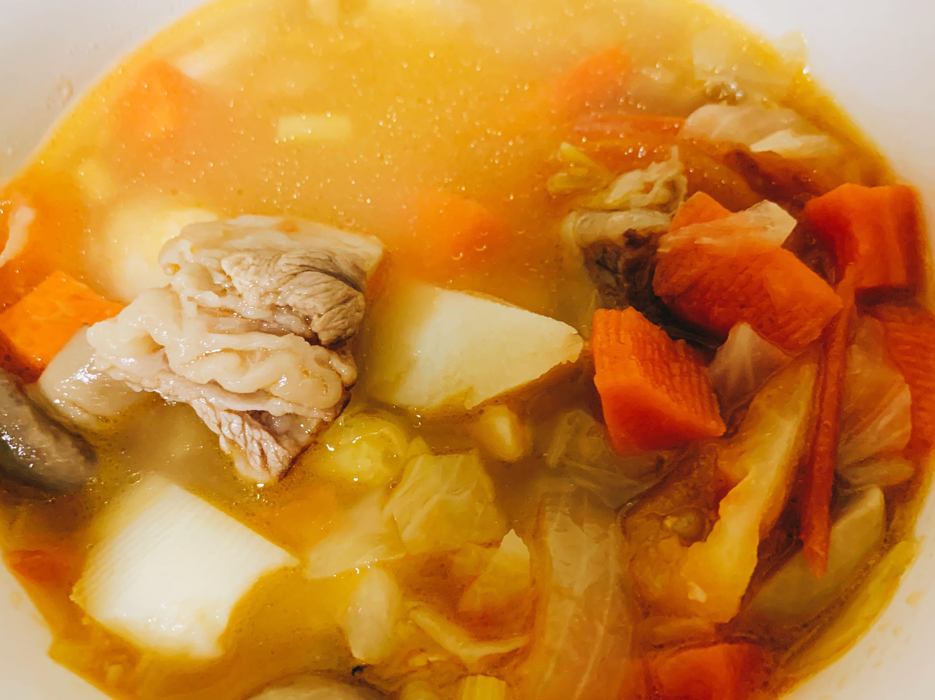 義式雜菜湯