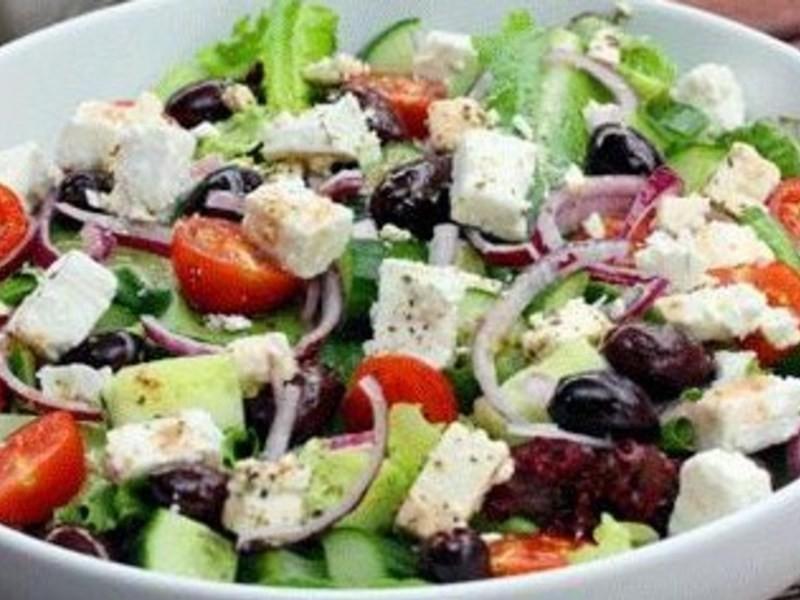 減重食譜2-簡單營養開運沙拉