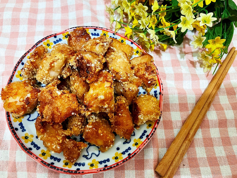 台式鹽酥雞【LG 智慧變頻蒸烘烤微波爐】
