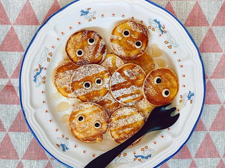 美式小朋友鬆餅🥞(減奶油減糖版)