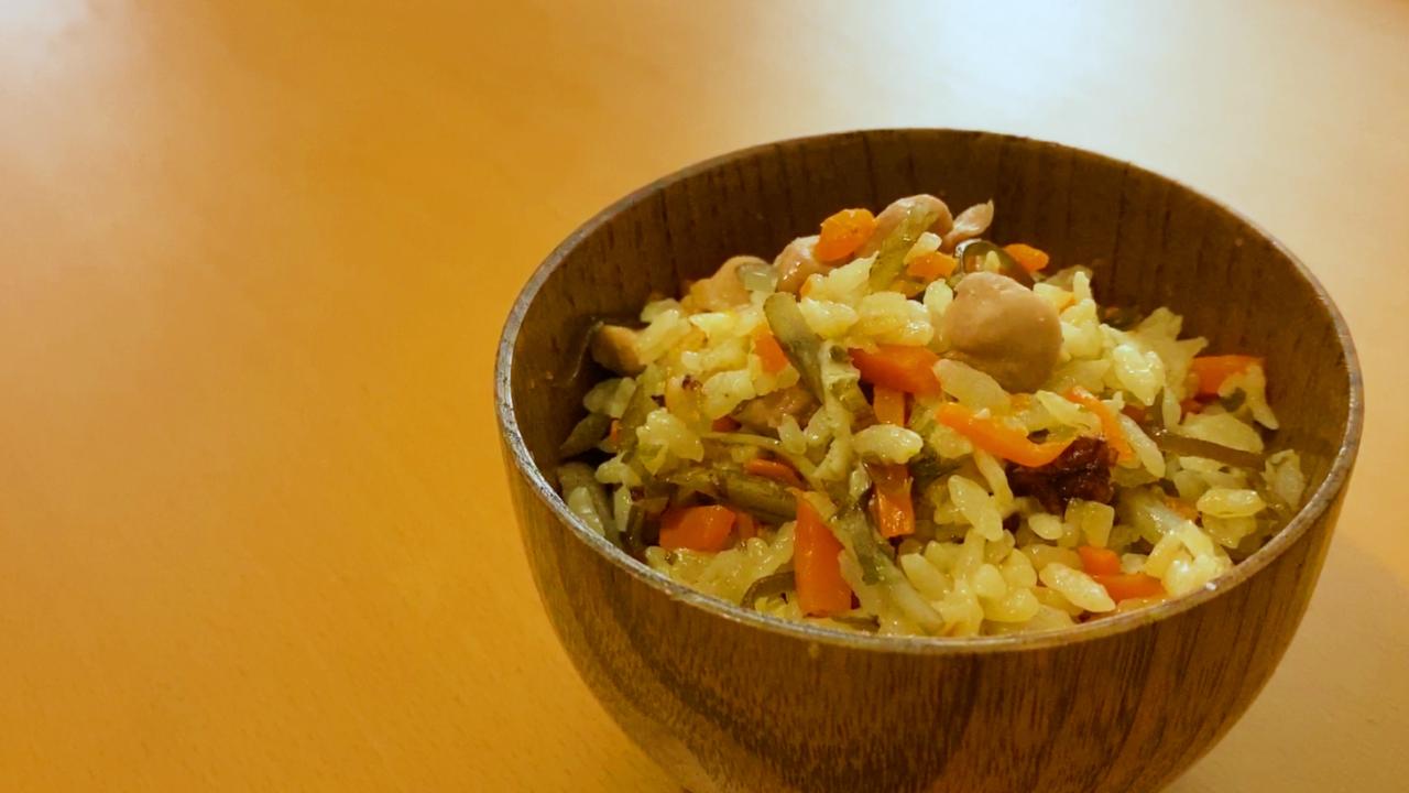 日式炊飯雞肉