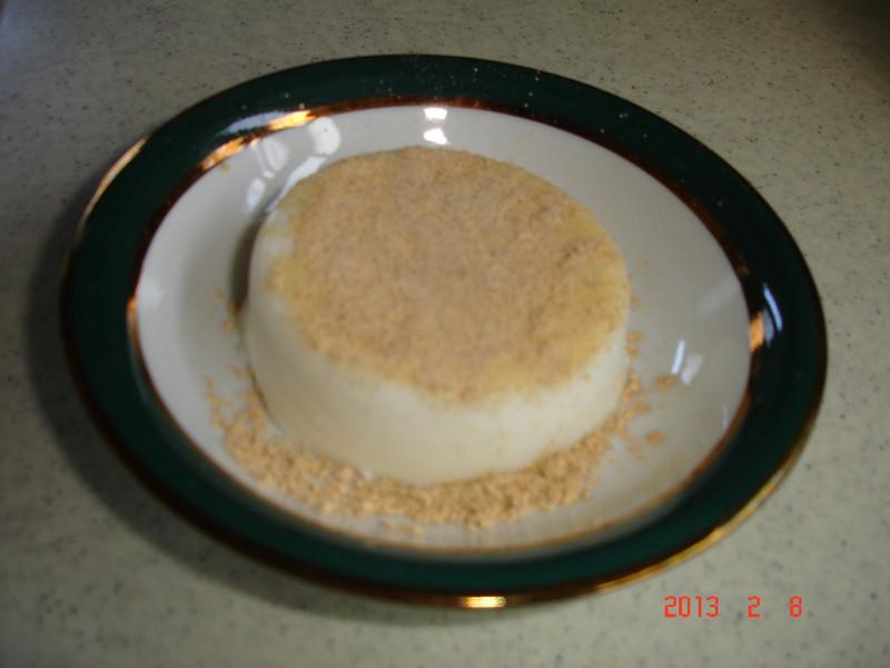 鮮奶布丁(凍)