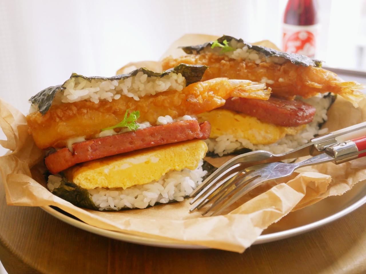 好豐盛「沖繩飯糰」一顆飽滿吃好飽!!