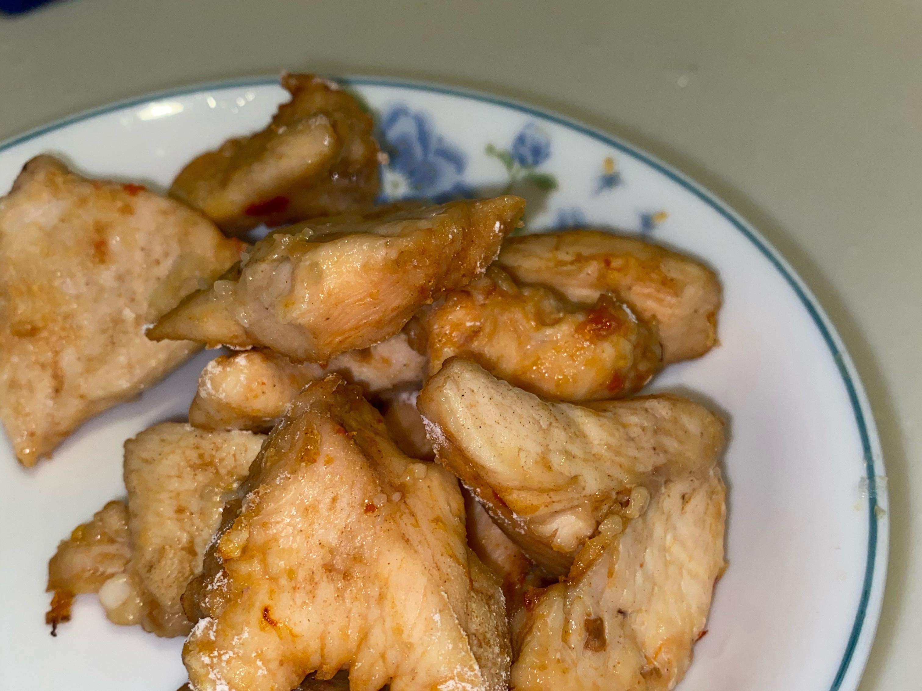 嫩烤雞胸肉
