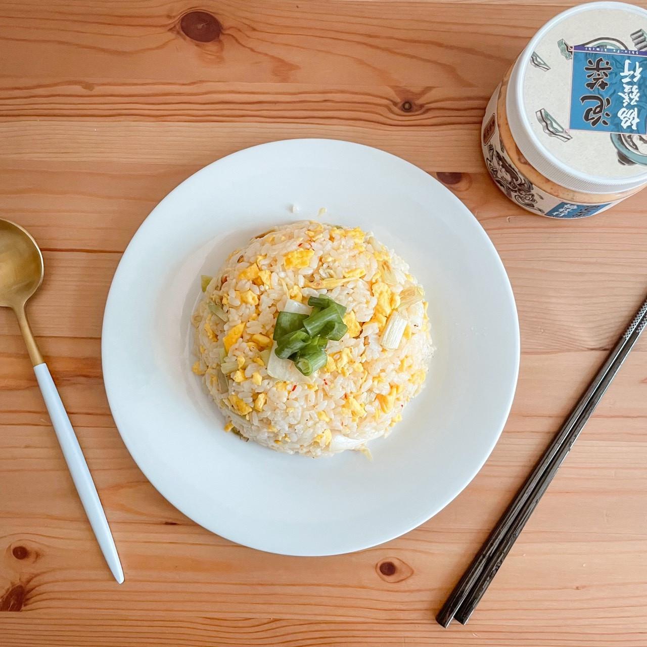 🍚黃金泡菜蛋炒飯