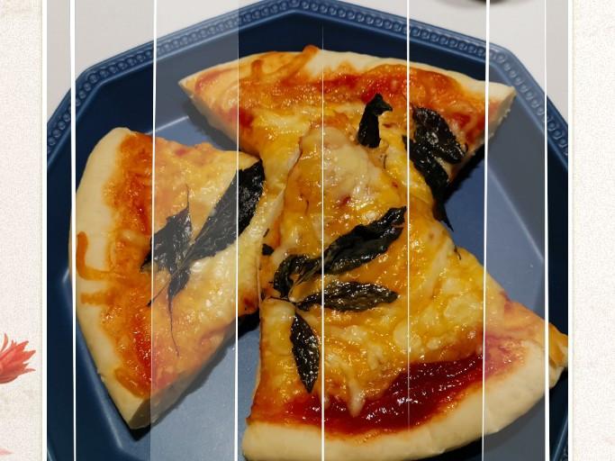 瑪格麗特披薩 / Margherita