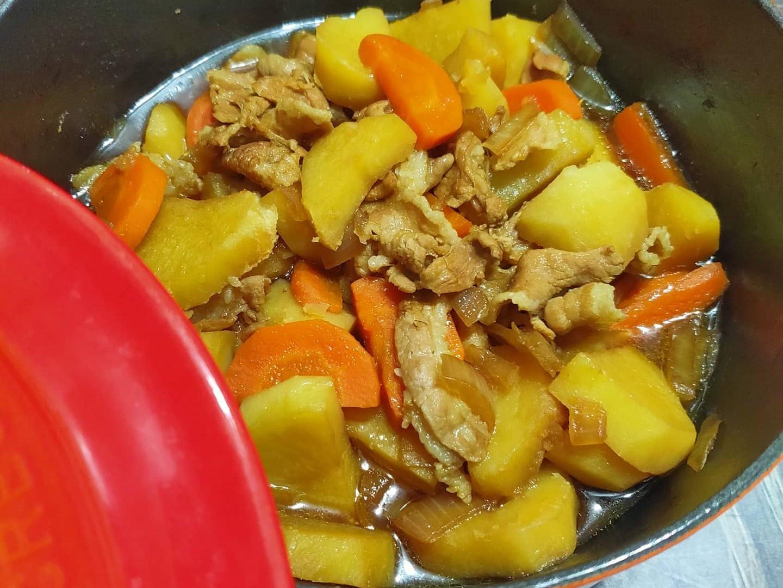 lanni 馬鈴薯燉肉片