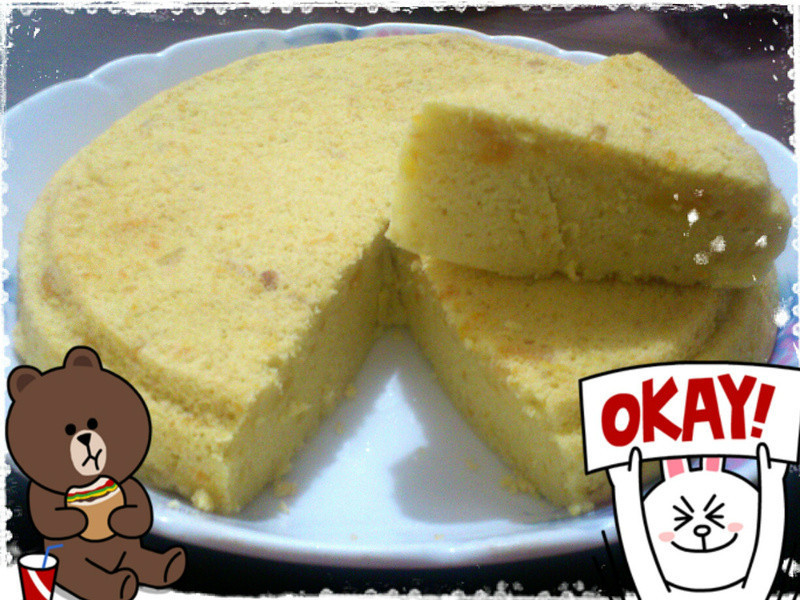 蒸地瓜蛋糕(電鍋)