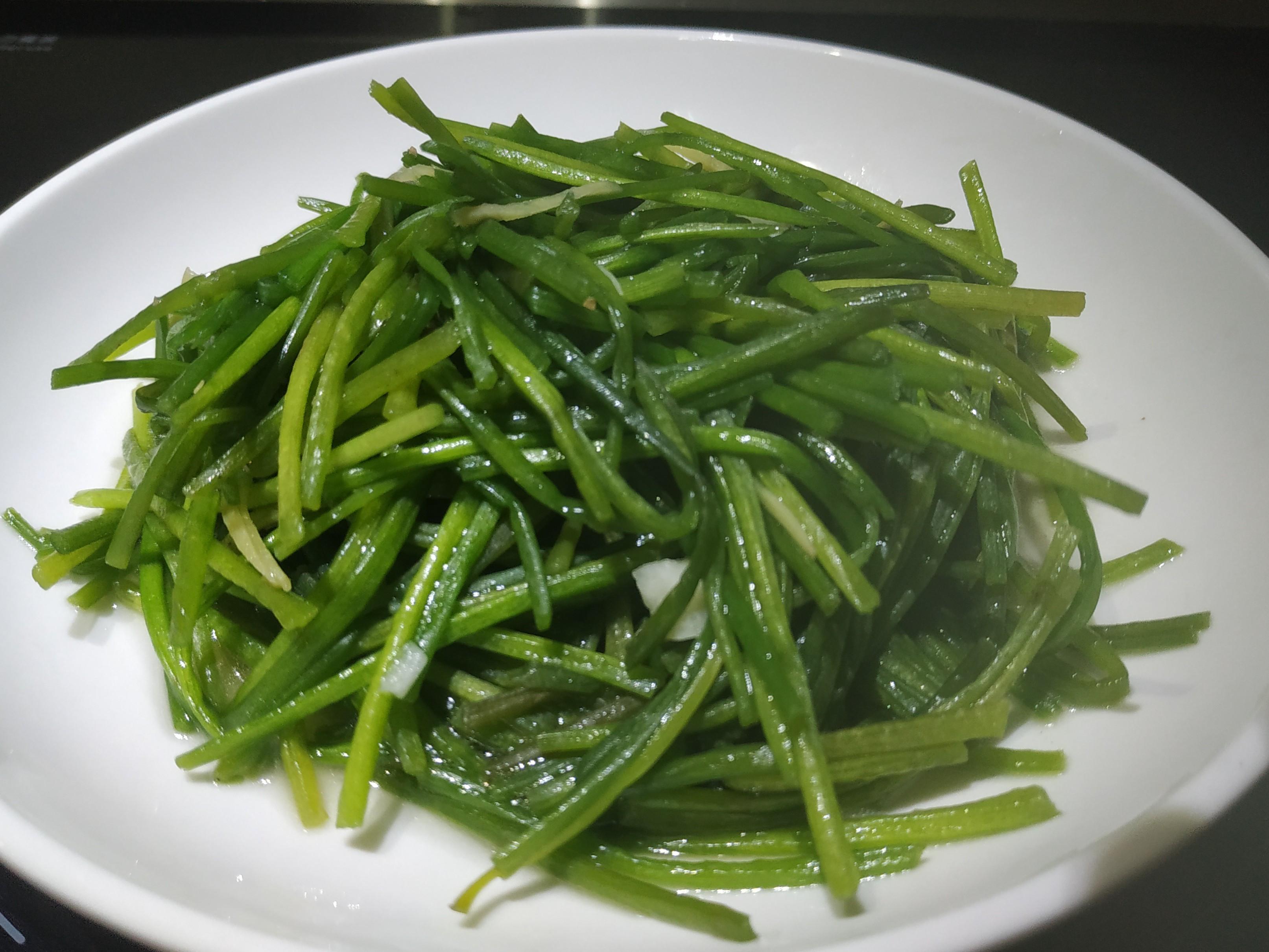 [五辛素]清炒水蓮